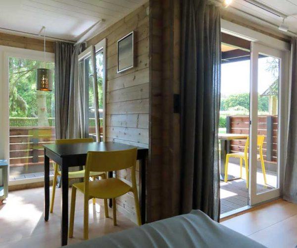 Moderne, helt ny hytte